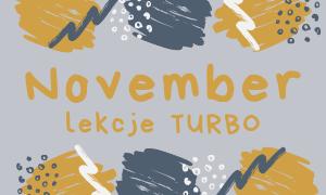 LISTOPAD 2021 - lekcje turbo